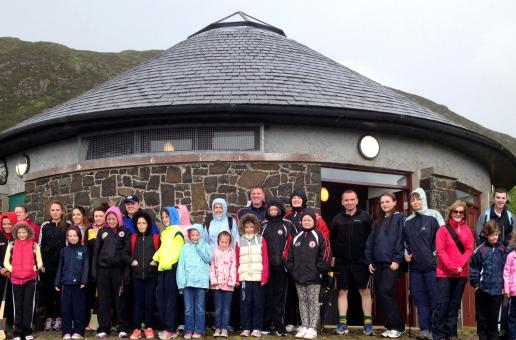 Big Breakfast & Slemish Climb Fundraiser